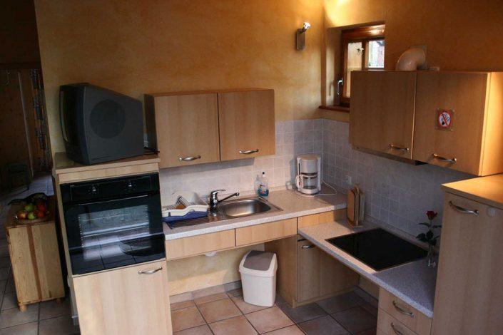 Wohnung 1 - Küchenzeile