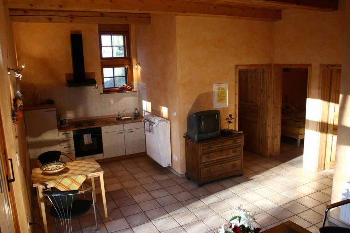Wohnung 3 - Küchenzeile